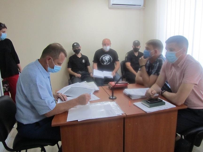 Под залог в размере 250 тыс. грн., предприниматель Николай Гаврилов освобожден из-под стражи