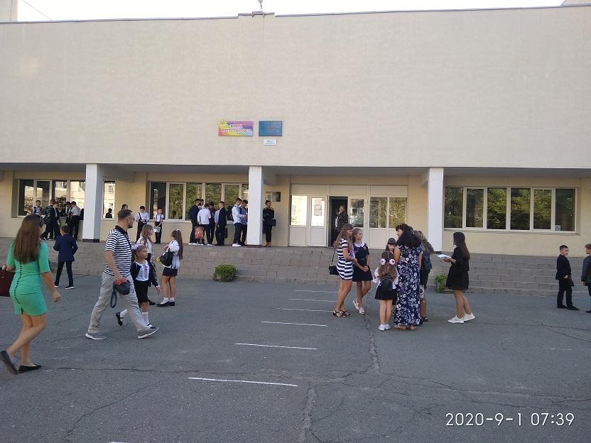 Павлоградским школьникам разрешили дышать свободно