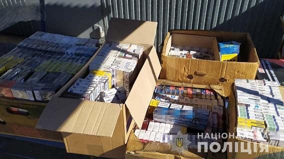 Терновчан хотели обкурить контрафактными сигаретами , но полицейские горожан защитили