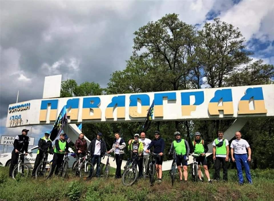 ЗЕ- скандал: патриоты Павлограда крайне озабочены  резко позеленевшим символом города