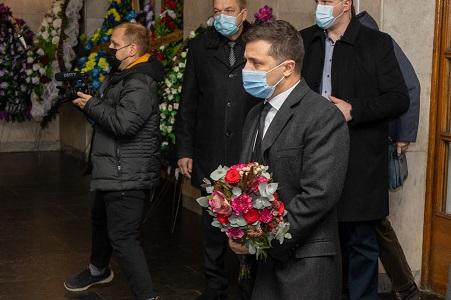Днепр простился с генеральным конструктором  КБ «Южное»