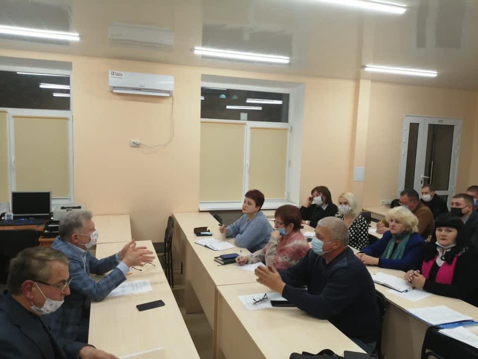 Кого предложит ОПЗЖ на пост главы Павлоградского районного совета, - можно только догадываться