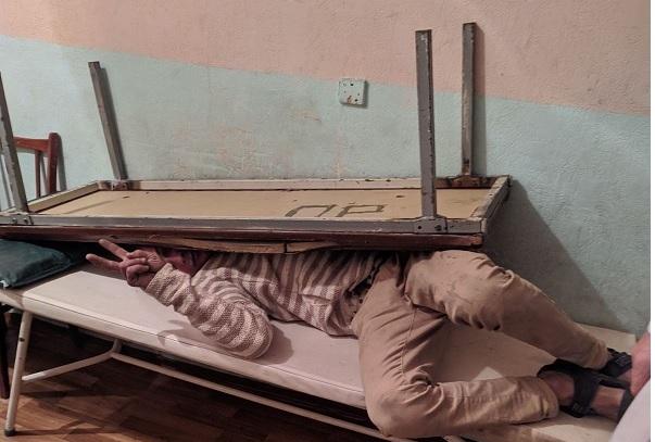 За дебош, устроенный в приемном отделении павлоградской больницы,  алкоголик получил уголовный срок