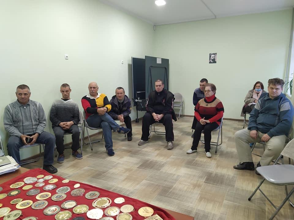 В Павлограде чествовали сильных духом людей с инвалидностью