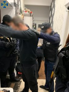 СБУ затримала лідерів злочинного угруповання, причетного до викрадення людей на Дніпропетровщині