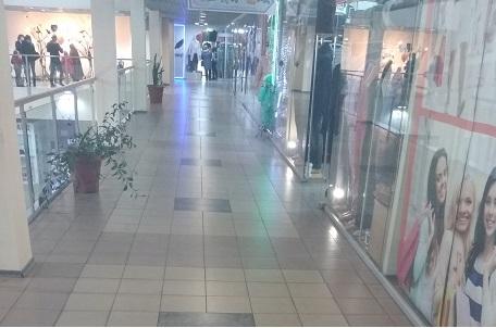 Павлоград превращается в огромный торговый центр