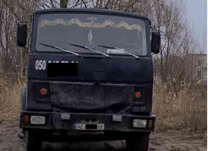 В Павлограде ассенизаторские машины бесконтрольно сливают фекалии в зоне водозабора