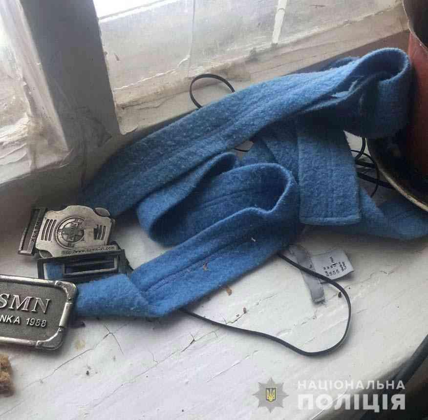 На Днепропетровщине, инфантильная мамочка задушила поясом своего ребенка, чтобы тот не плакал
