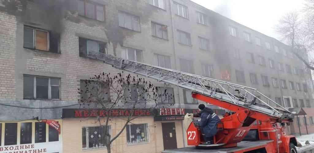 Версия поджога общежития в Павлограде является основной и не важно в чьих руках были спички