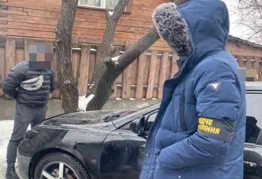В Днепре полицейскими задержана банда вымогателей из группировки Арийца