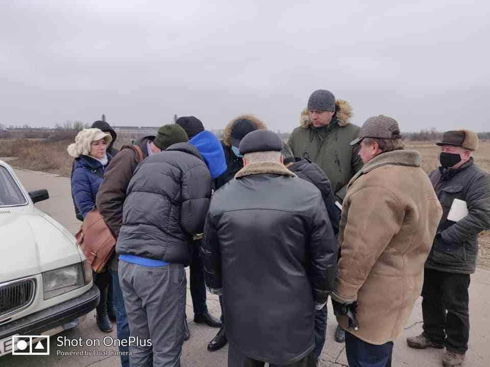 """Представители китайской компании """"Fufeng Group"""" заявили о намерении  вложить  200 млн долларов  для размещения в Павлограде  своего предприятия"""