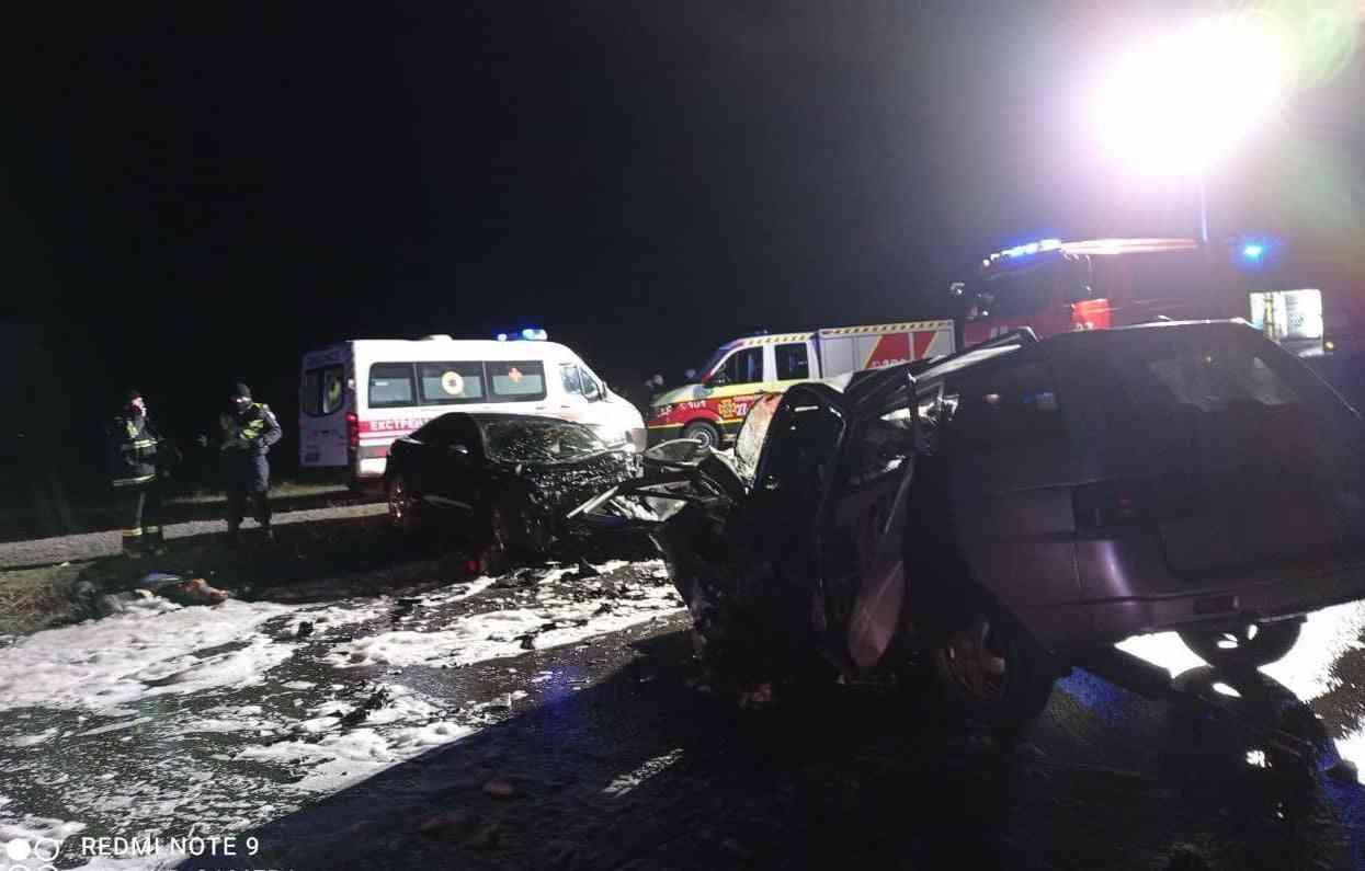 Поліція встановлює обставини ДТП, внаслідок якої загинуло подружжя з Павлограду