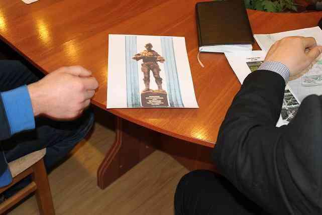 Памятнику погибшим воинам АТО в Павлограде быть!