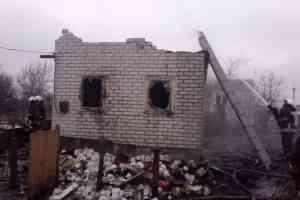 Вместе с крышей сгорело домашнее имущество жилого дома в Павлограде по ул. Ивана Богуна