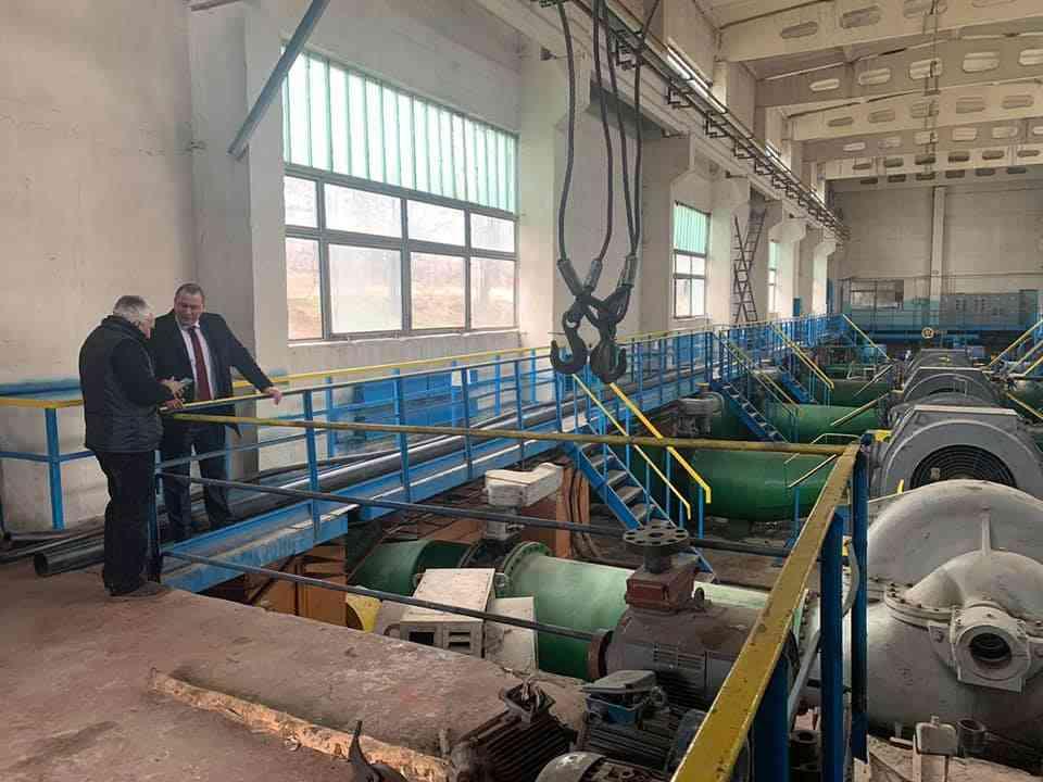Водовод Днепр – Западный Донбасс стремительно разваливается - водоснабжение региона находится под угрозой