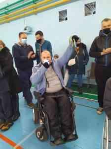 Сезон открыт: спортсмены-инвалиды Терновки и Павлограда состязались в боча
