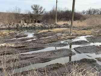 Какой подлец заливал землю Богдановской общины канализационными стоками, - выясняет полиция
