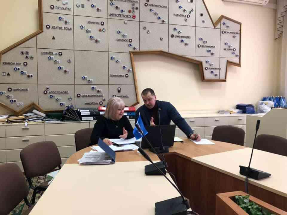 Депутати обласної ради Тетяна Холоденко та Олексій Борисенко почують кожного мешканця Західного Донбасу