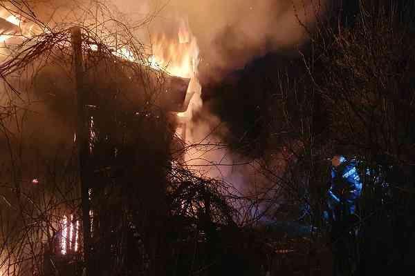 В Павлограде со стабильной периодичностью горят дачные дома