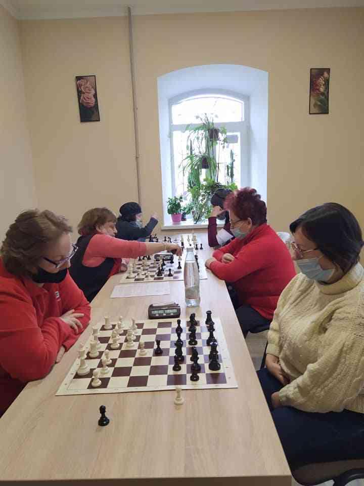 В Павлограде прошел Чемпионат города по шахматам