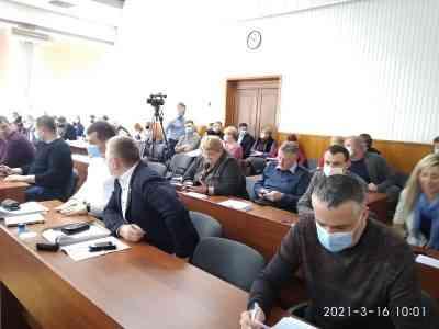Количество пассажиров в общественном транспорте Павлограда с  1 апреля  должно сократиться