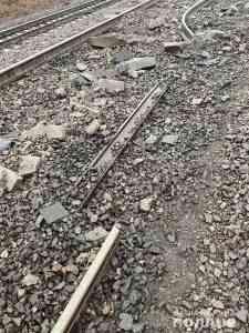 По факту аварии скоростного поезда «Інтерсіті» «Київ –Запорожье» возбуждено уголовное дело
