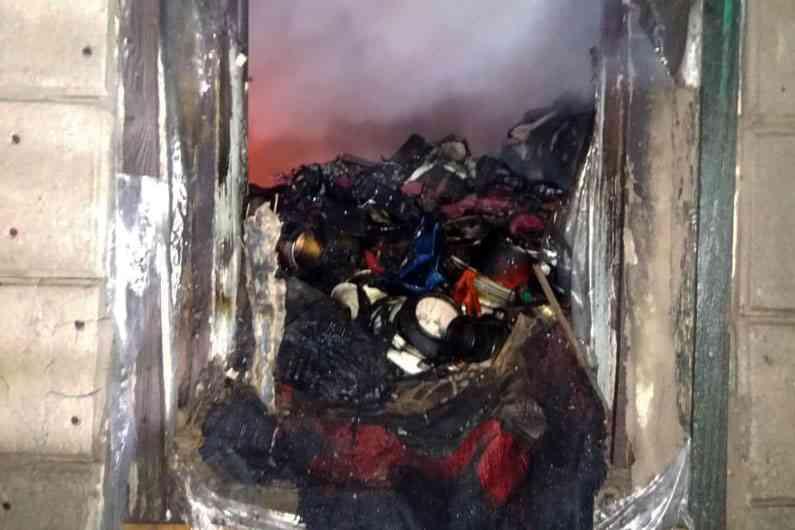 В с. Вязовок во время пожара обнаружены трое погибших