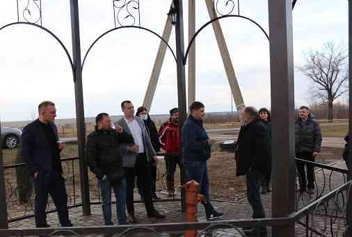Терновские депутаты обнаружили отличную воду у своих соседей в Богдановской общине