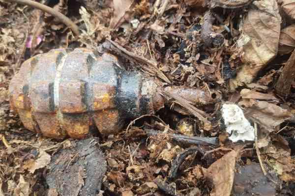 За сутки пиротехники Днепропетровщины уничтожили 40 единиц старых боеприпасов