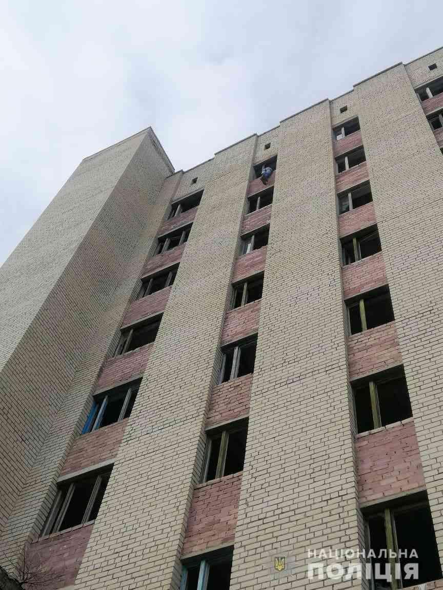 В Павлограде 25-летнего самоубийцу спасала полиция