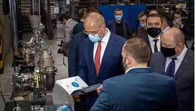 Если вся Днепропетровщина начнет работать на космос, то о поисках «золота Полуботка» можно будет забыть