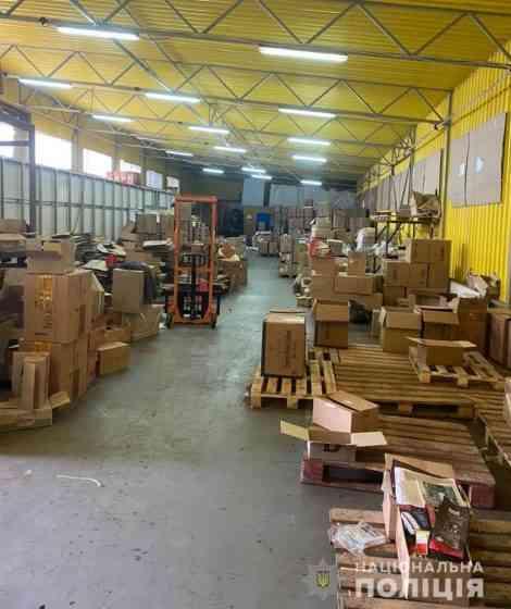 Подпольный цех псевдокофе обнаружен в Павлограде: 10 тонн сырья и 50 тыс. пакетиков фальсификата