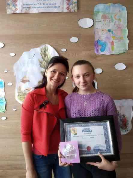 Уникальный рекорд петропавловской школьницы Арины Григоревской
