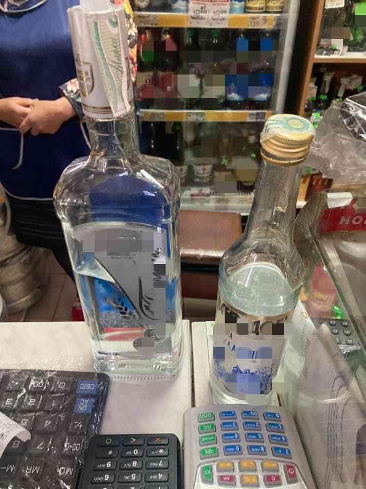 Павлогадских торговцев спиртным грозят уничтожить штрафами от 200 до 600 тыс. гривен