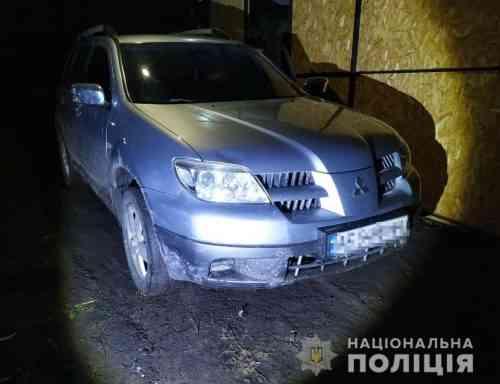 Полицейские Терновки в течение часа разыскали пьяного водителя, сбившего 15-летнюю велосипедистку