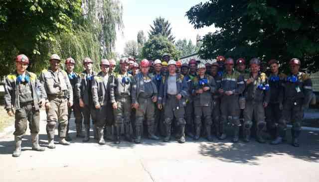 1,4 млн тонн энергетического угля  добудут из новых лав шахтеры ДТЭК Павлоградуголь