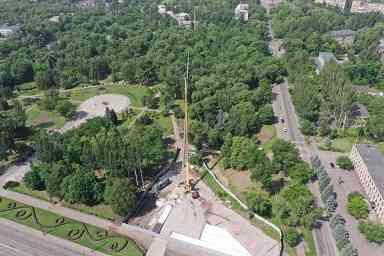 Как повлияет на независимость Украины 72-метровый флагшток?