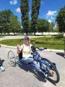 В Павлограде прошел Чемпионат по легкой атлетике среди инвалидов: все решали доли секунды и сантиметры