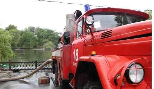 В Павлограде дождем частично затоплены  5 улиц,  в  Днепре усиленно разгоняют воду