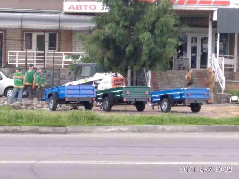 Кафе «Транзит», в Павлограде, осталось без тротуара, - работа заведения близка к параличу