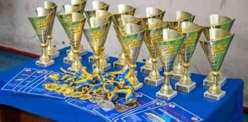 Павлоградец Максим Козорог завоевал золото в областной Спартакиаде среди бойцов АТО/ОСС с инвалидностью
