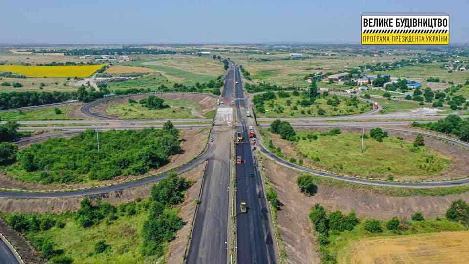 Дорогу на Павлоград восстанавливают круглые сутки