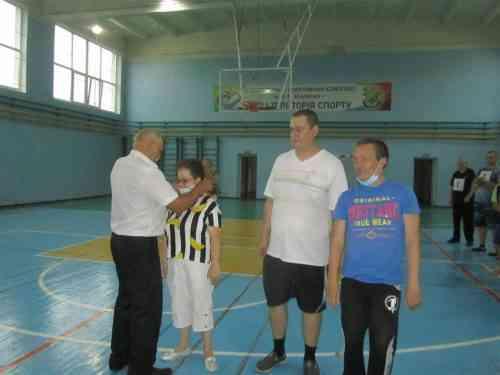 В Павлограде инвалиды в который раз доказали, что для них нет ничего невозможного