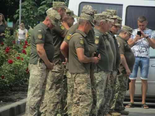 Бойцы территориальной обороны Павлограда играючи отбили атаку российских наемников