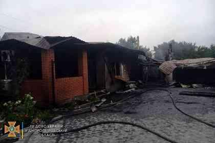 Сегодня ночью в с. Лиманское  сгорел жилой дом, вместе с имуществом, - пострадавшая семья нуждается в помощи