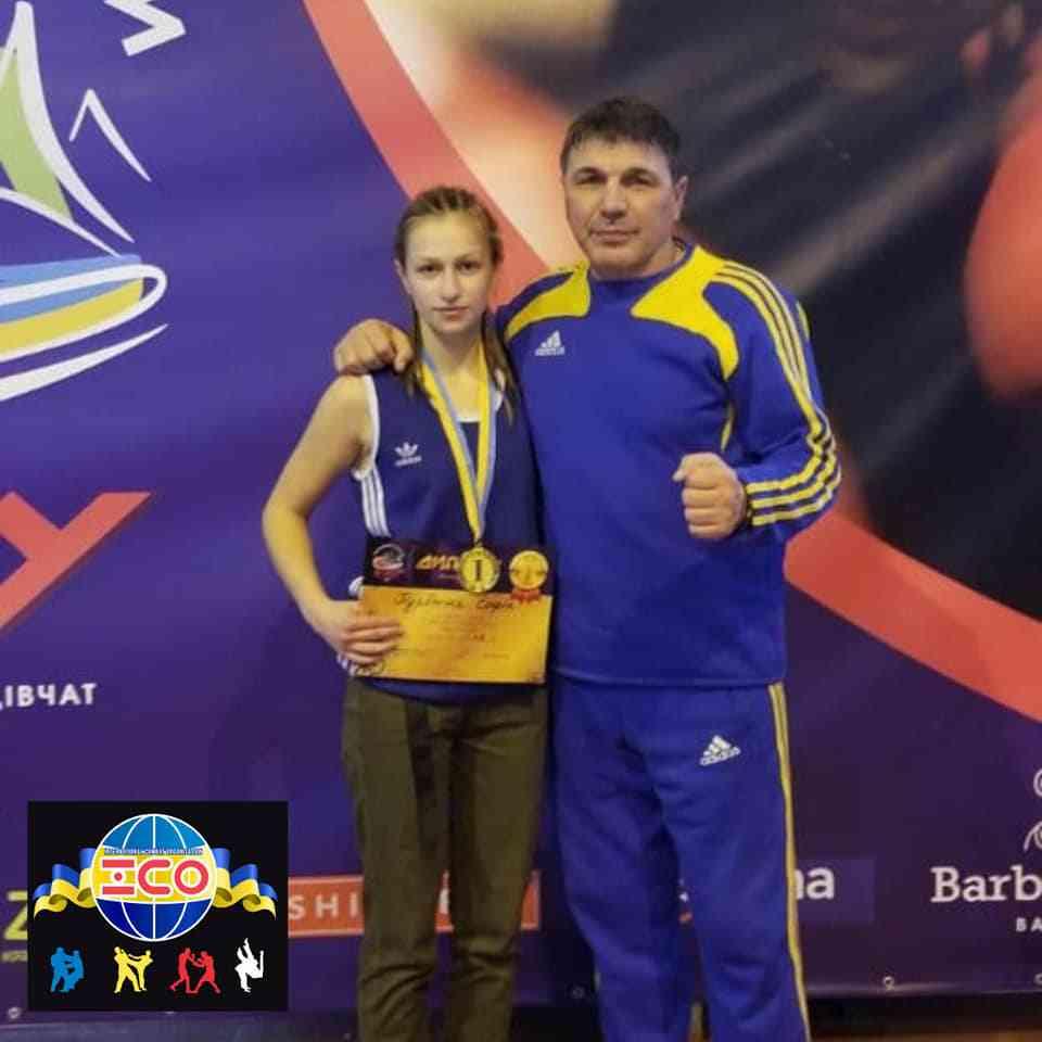 Болеем за наших: павлоградка София Турбинина вышла в 1/4 Чемпионата Европы по боксу