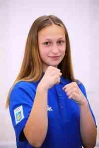 София Турбинина из Павлограда завоевала серебро в Чемпионате Европы по боксу среди юниоров в Грузии