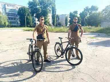 Муниципальная варта Павлограда получила возможность преследовать алкоголиков со скоростью 50 км. в час