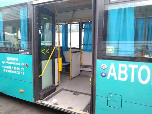 Терновчане в  восторге от новых европейских автобусов