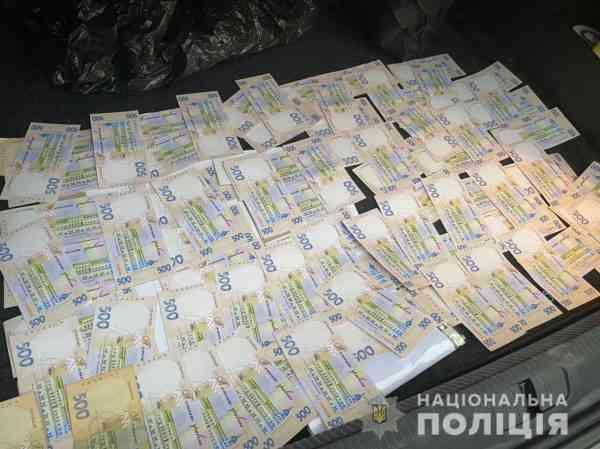 Один из руководителей газовой службы в Днепре задержан при получении взятки в 50 000 гривен, хотя газ деньгами не пахнет